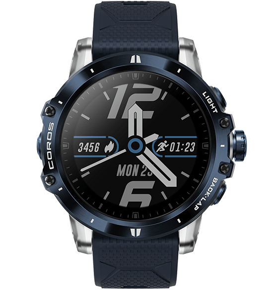 Coros Vertix - Ice Breaker GPS Adventure Watch