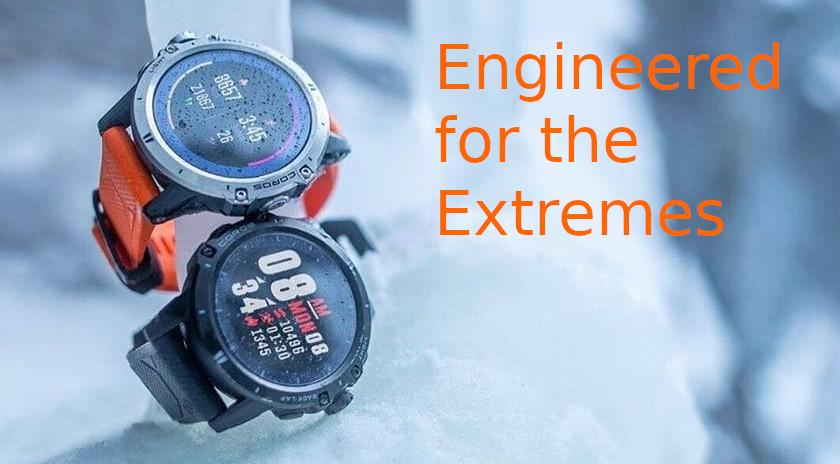 Coros Multisport GPS Watches