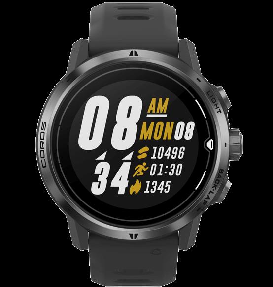 Coros Apex Pro - Black Multisport GPS Watch