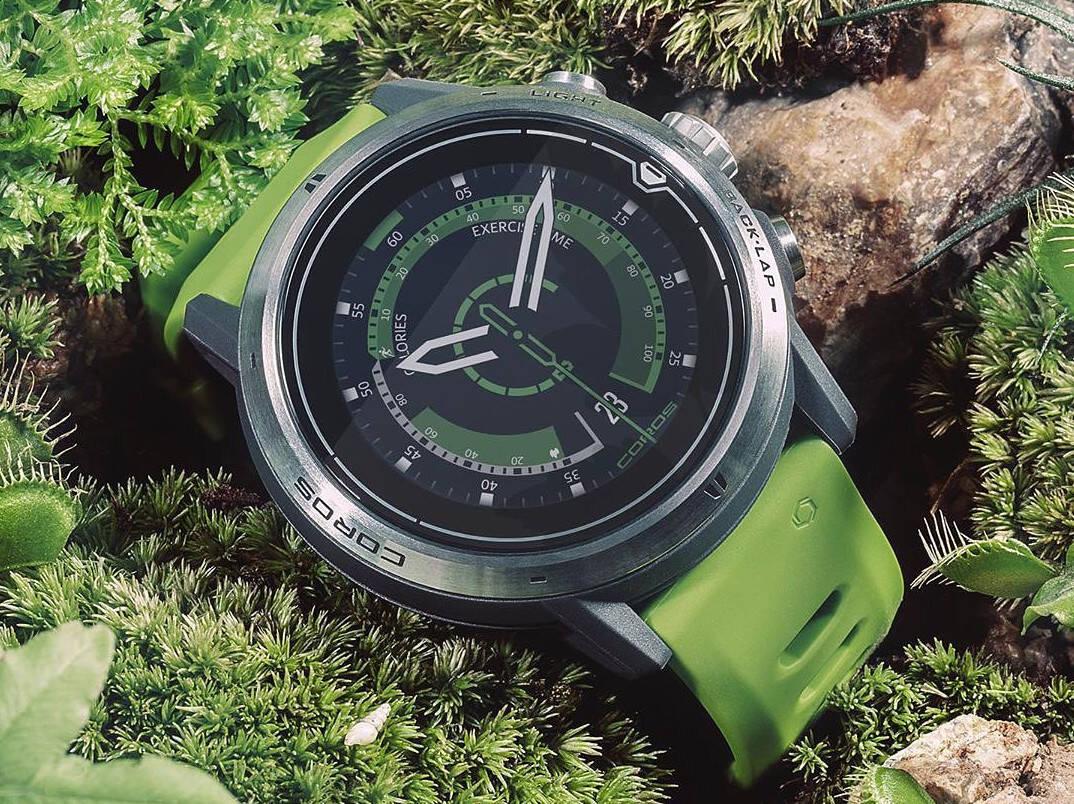Coros Apex Pro - Silver Multisport GPS Watch