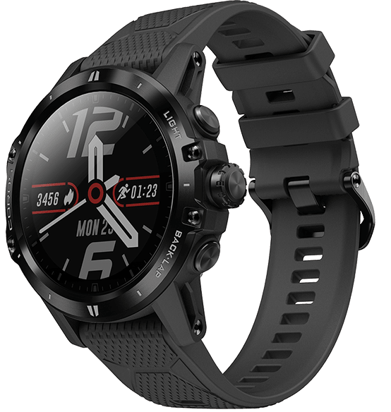 Coros Vertix Dark Rock GPS Adventure Watch