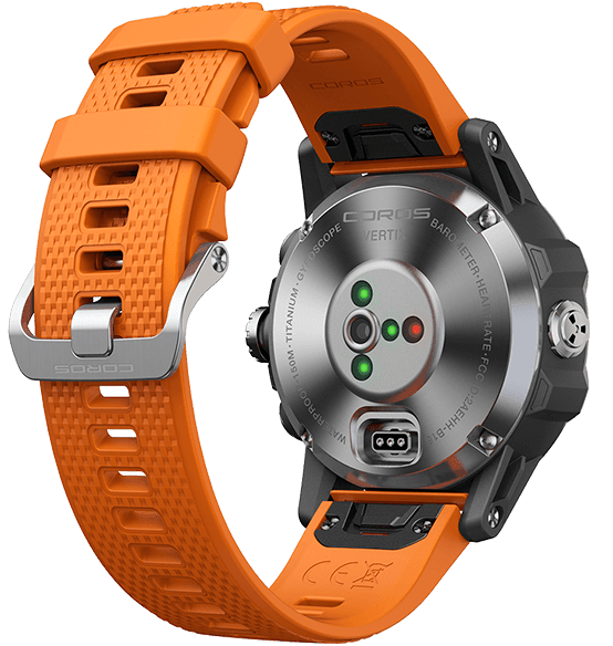 Coros Vertix - Fire Dragon GPS Adventure Watch