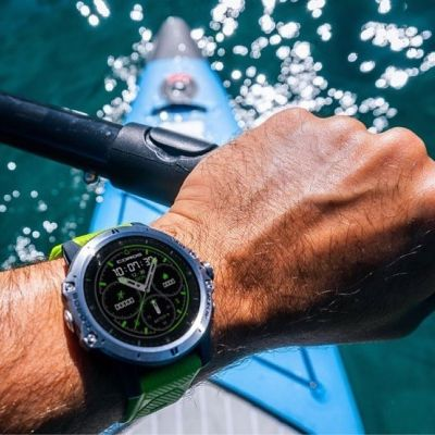 Coros Vertix - Most Durable GPS Watch on the Planet